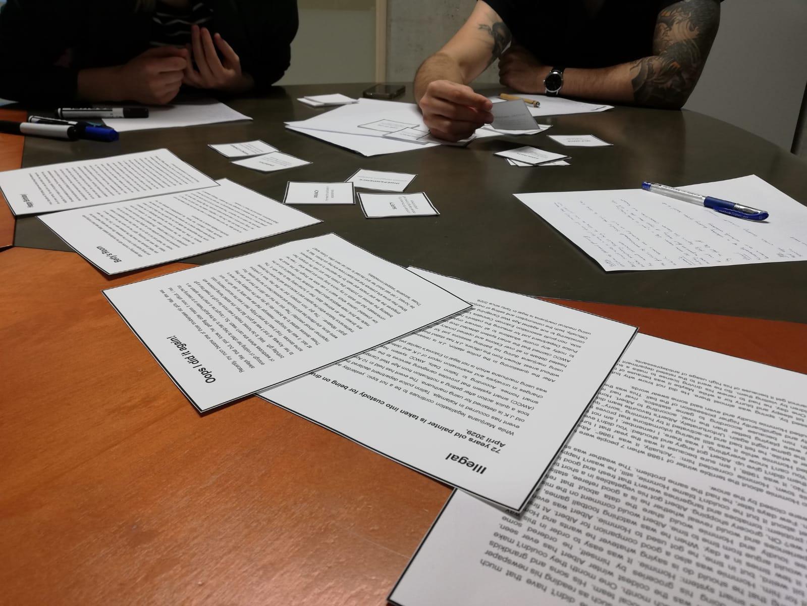 future scenarios workshop