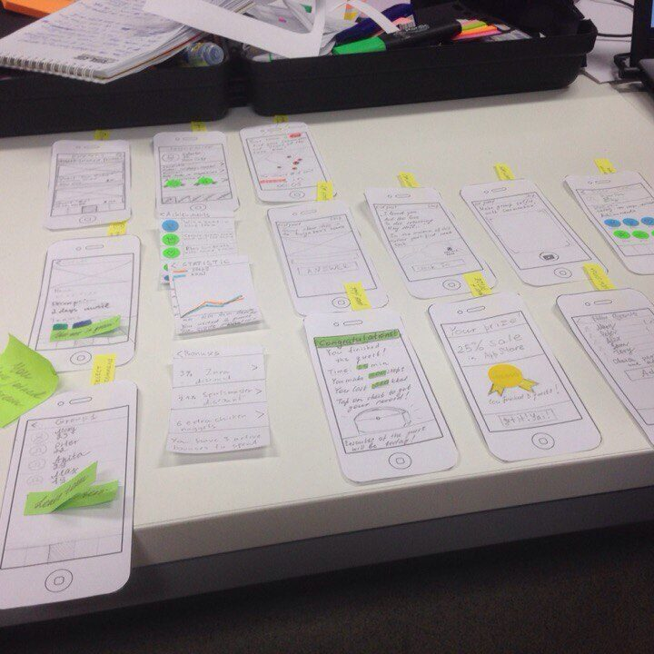 Interaction design lab
