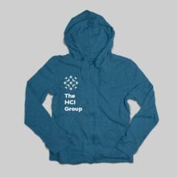 The hci group hoodie