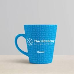 The hci group mug