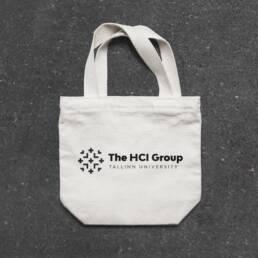 The hci group tote bag